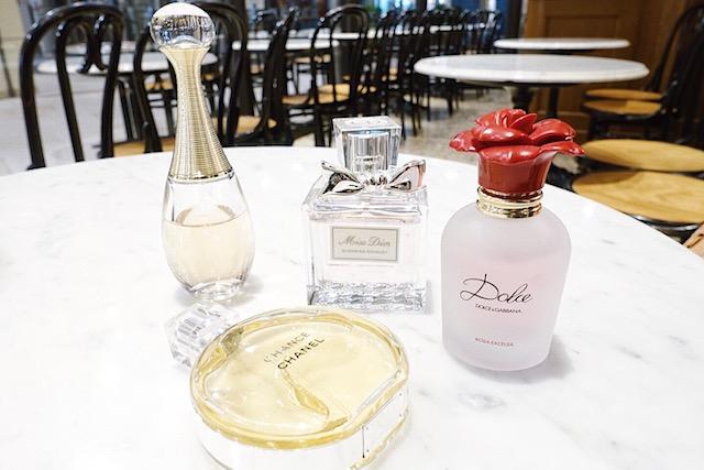 冬のデートにおすすめの香水を4つ紹介と最適な香水の付け方を伝授!